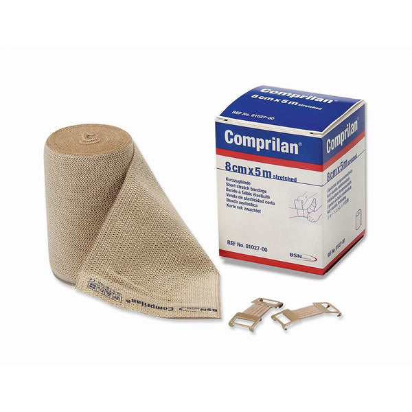 Comprilan Bandage Cotton Short Stretch (Roll)