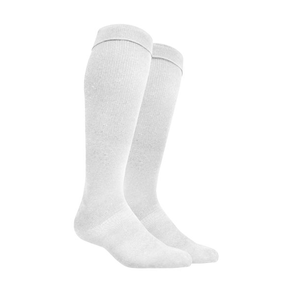 Nufabrx Medicated Unisex Knee High Socks w/Capsaicin - 15-20 mmHg