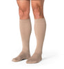 Sigvaris Essential 862 Opaque Men's Closed Toe Knee Highs - 20-30 mmHg