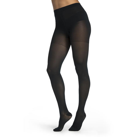 Sigvaris 752 Midsheer Women's Closed Toe Pantyhose - 20-30 mmHg