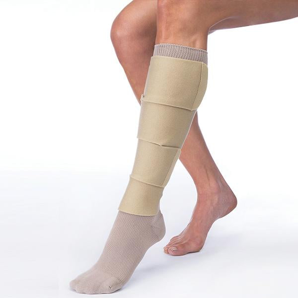 Jobst FarrowWrap 4000 Legpiece Tan
