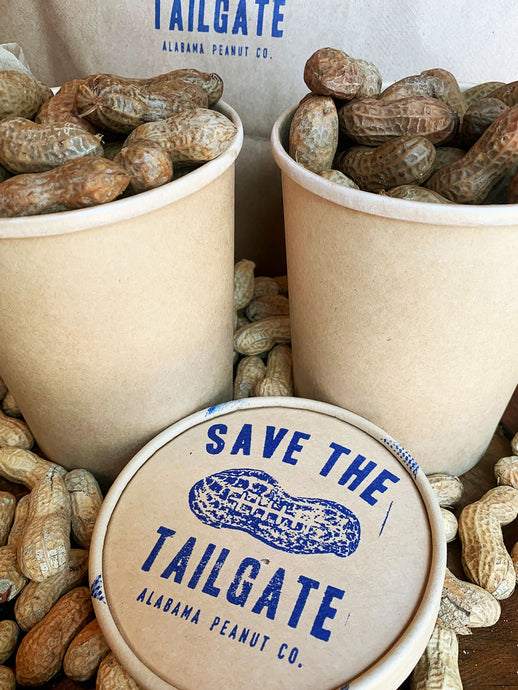 100% Southern Boiled Tailgate