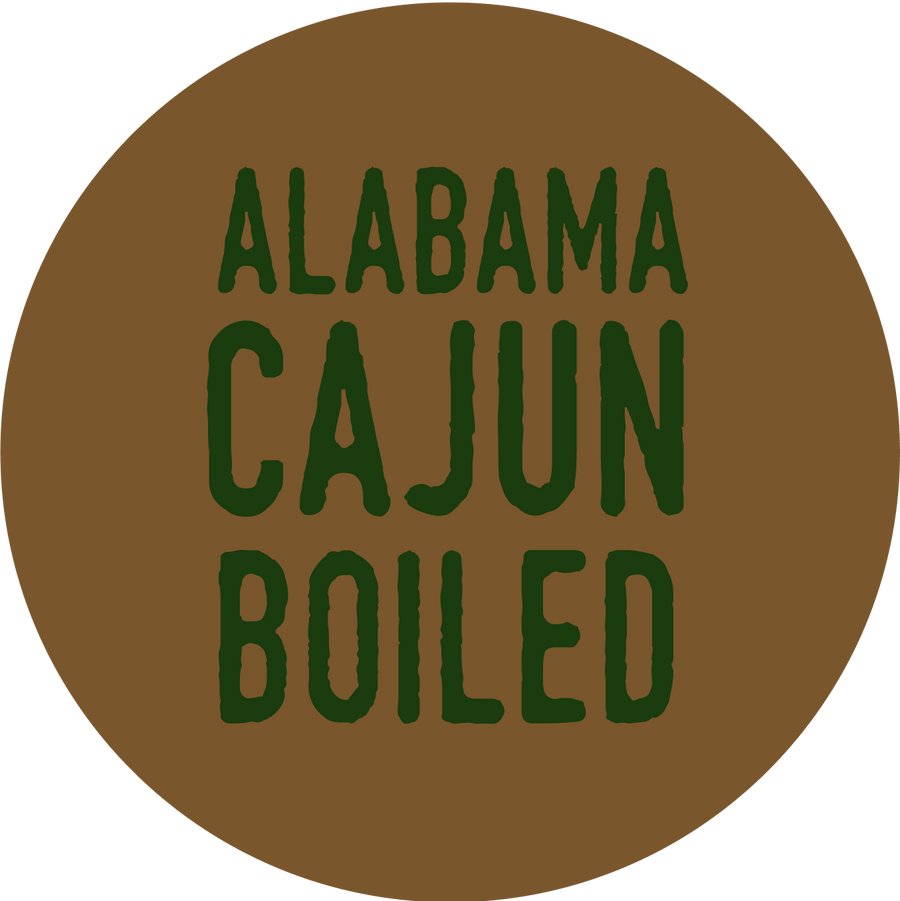 Alabama Cajun Boiled