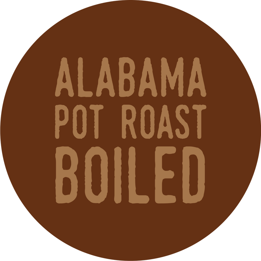 Alabama Pot Roast Boiled