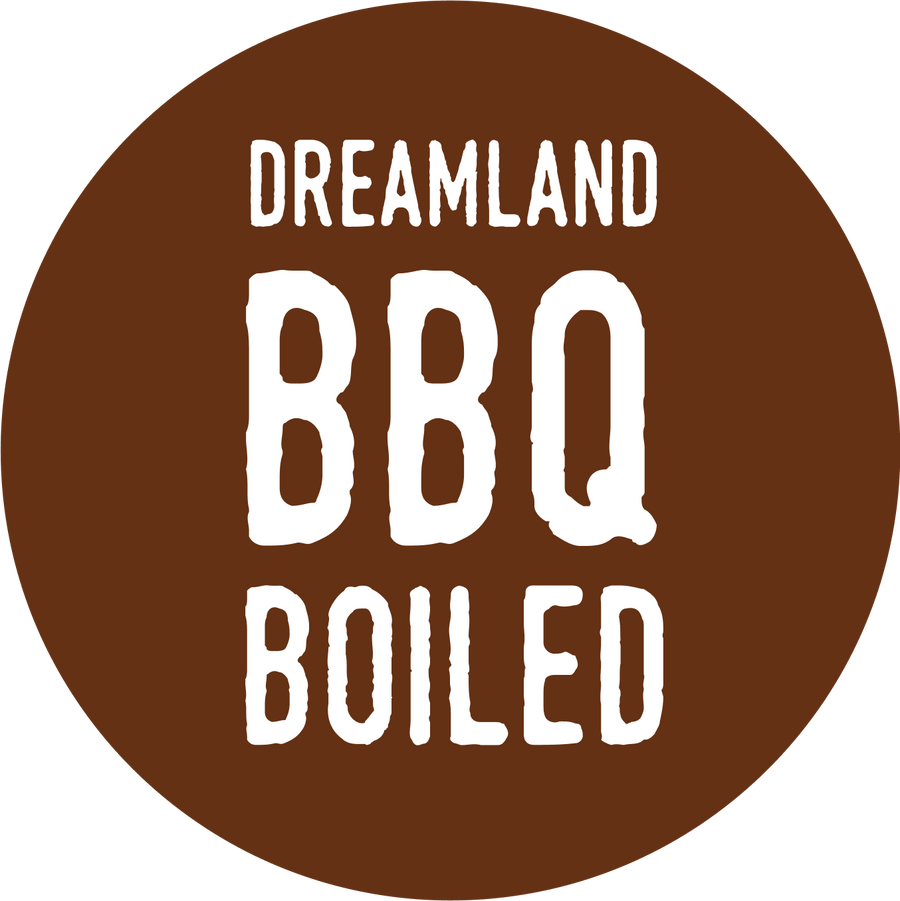 Dreamland BBQ Boiled