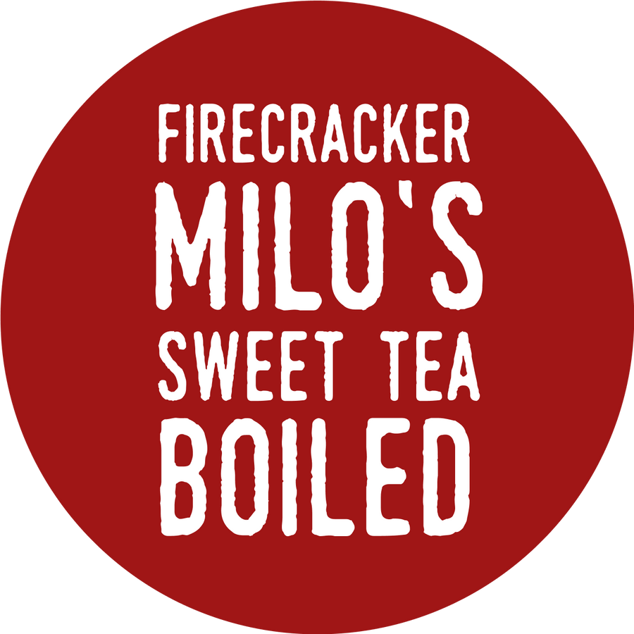 Firecracker Milo's Sweet Tea Boiled