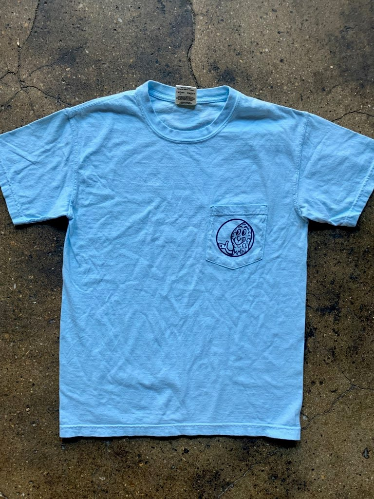 Shell Yeah Pocket Tee