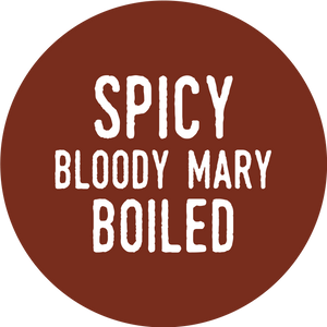 Spicy Blood Mary Boiled