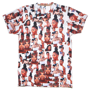 DK4L Sublimated tee