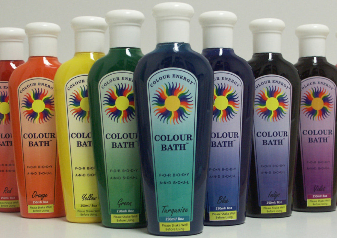Color Bath Bottles
