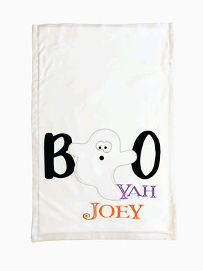Boo Yah - Trick or Treat Pillowcase