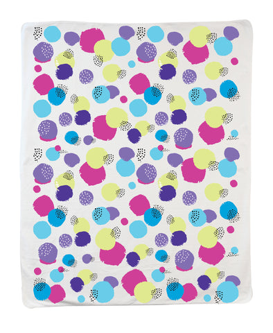 House Of Smith Exclusive -  Dots Purple & Teal (NO NAME)