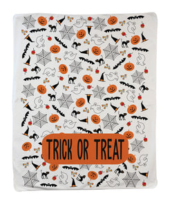 Large Halloween Trick or Treat