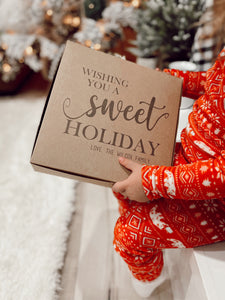 Large Sweet Holiday Design