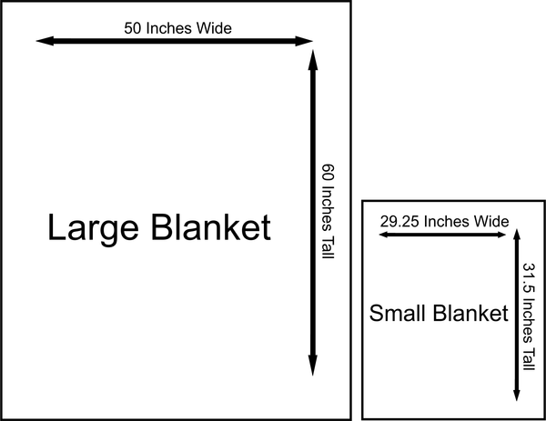 Large Softball Blanket