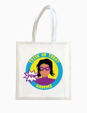 Super Girl - Halloween Tote
