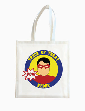 Super Boy - Halloween Tote
