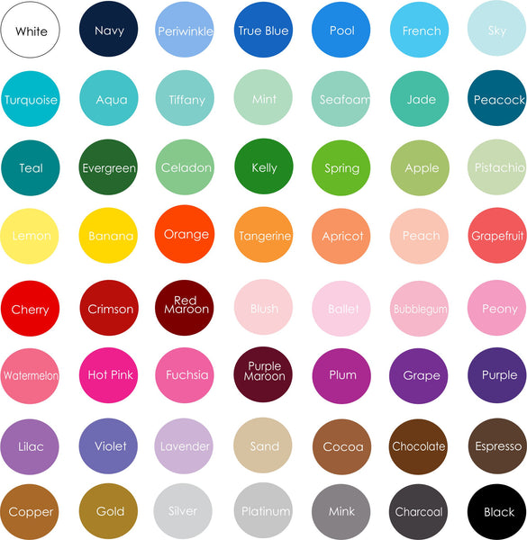 Paint Mark Towel - Choose Your Color!