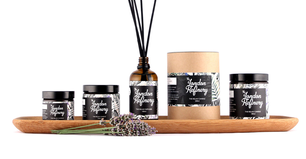 Natural Soy Candles London Stockists