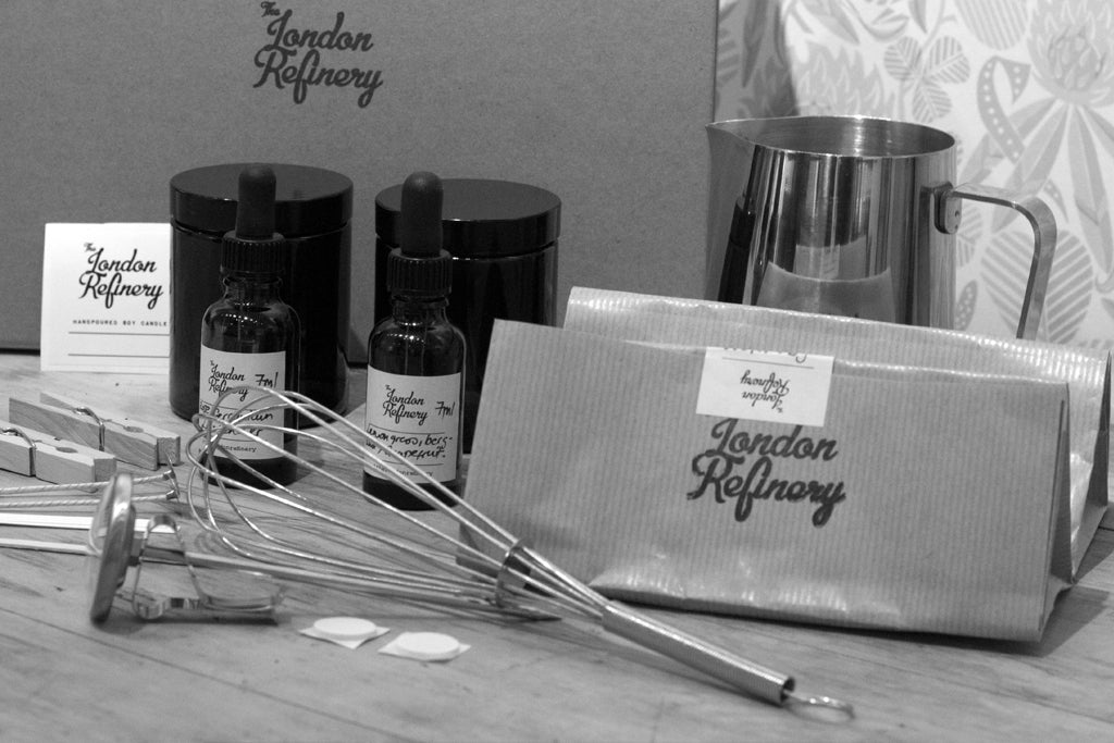 Candle Making Supplies London