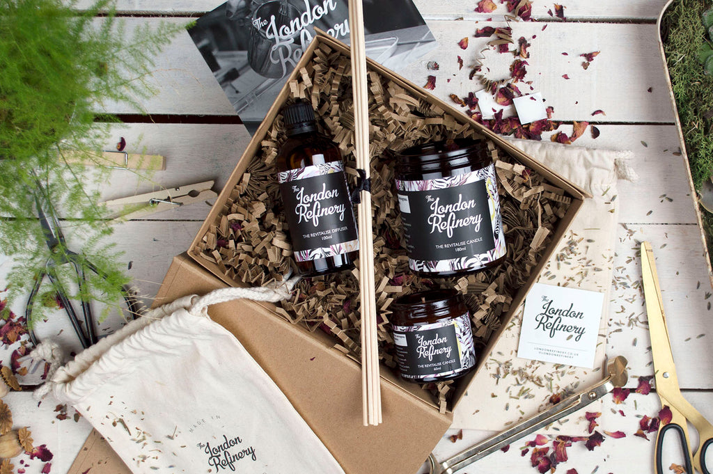 Soy Candle Kit Set