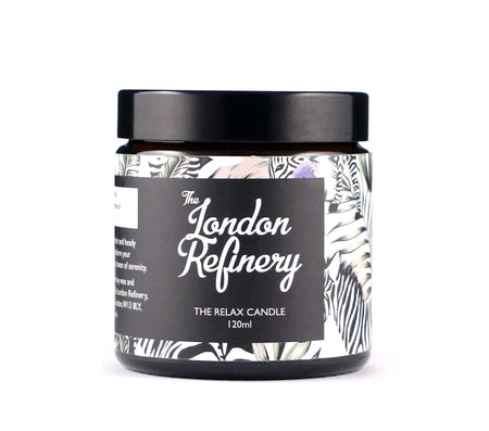 Relax Soy Wax Candle - 120ml