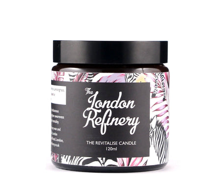 Revitalise Soy Wax Candle - 120ml