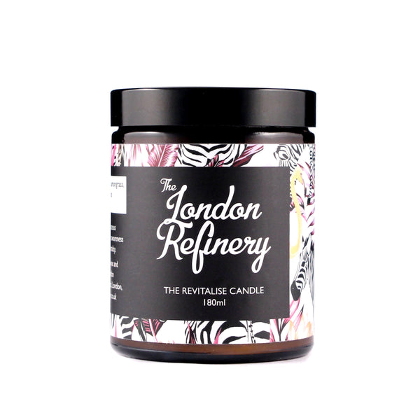 Revitalise Soy Wax Candle
