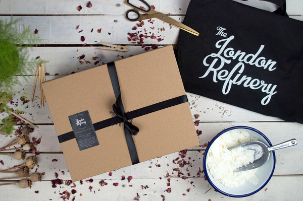 London Refinery Gift Wrap