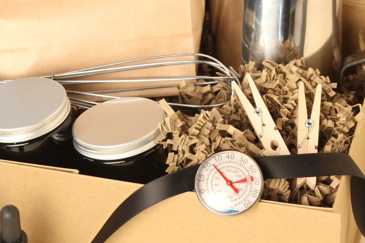 Stainless Steel Candle Wax Thermometer