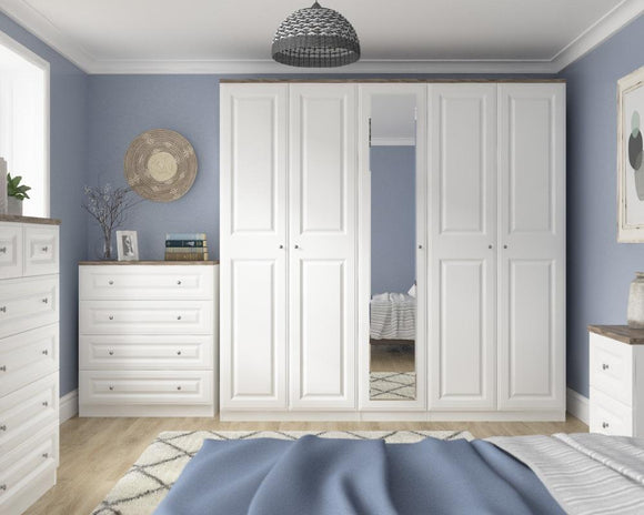 Bedroom - Chests, Wardrobes, Bedsides - Deeside