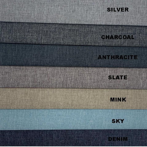 Roma Deluxe Fabric Options