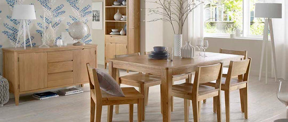Living and Dining ranges at Coast Road Furniture