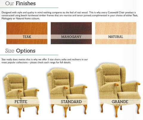 Cotswold Chairs and Sofas