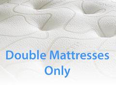 Double Mattresses Only - Coast Road Furniture