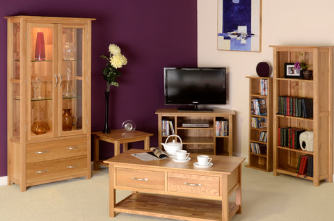 Oak dining furniture, Deeside