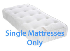 Single Mattresses - Free delivery