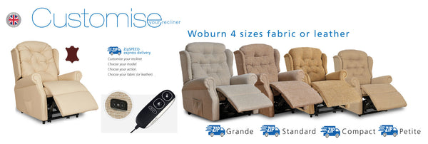 Celebrity Woburn Riser Recliner Chair