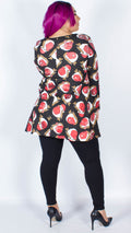 Christmas Angry Bird Swing Dress