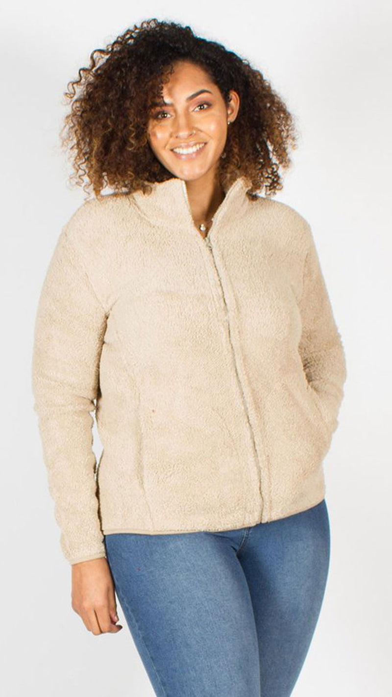 Madeira Stone Fleece Jacket