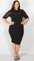 Baltimore Mainline Pencil Dress