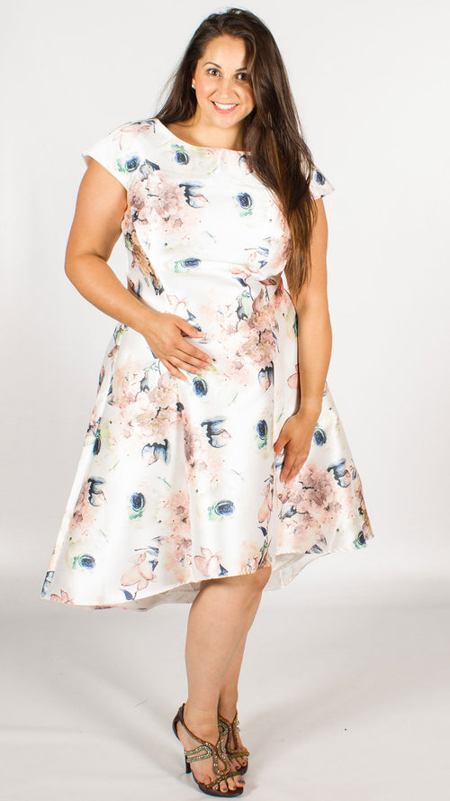Chi Chi Curve Isla Dress