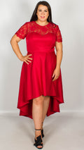 Chi Chi Curve Oti Dress