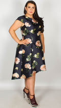 Chi Chi Curve Celina Dress