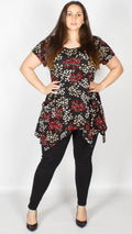 Polly Floral Pocket Tunic