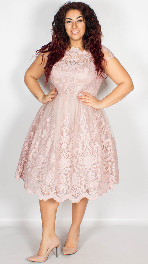 Chi Chi Mink Liviah Dress