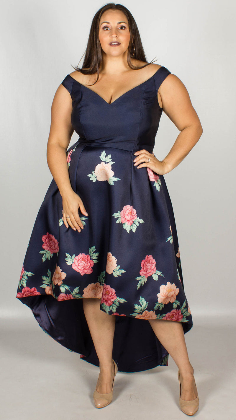 Chi Chi Curve Hazel Dress