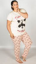 Ralana 'Don't Call Me Cute' Print Pyjama Set