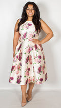Chi Chi Curve Izi Dress
