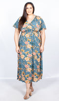 Chi Chi Curve Fergie Maxi Dress
